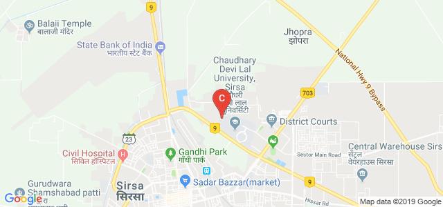 Chaudhary Devi Lal University, Sirsa