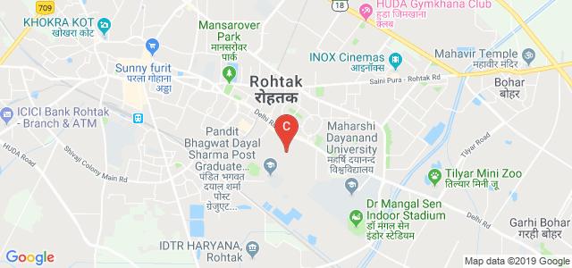 Pandit Bhagwat Dayal Sharma University of Health Sciences, Rohtak
