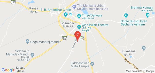 Sankalchand Patel University, Visnagar