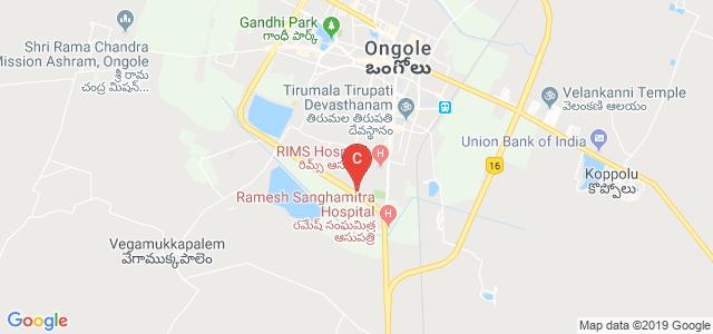 Acharya Nagarjuna University, Ongole