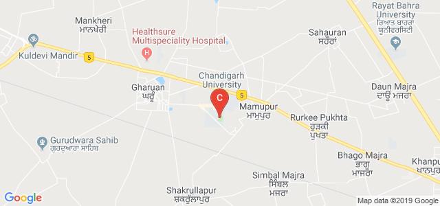 Chandigarh University, Chandigarh