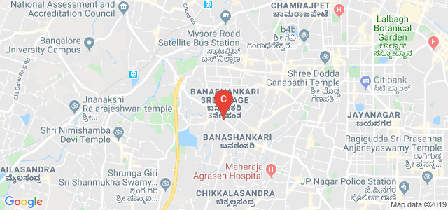 Banashankari 3rd Stage, Bangalore, Karnataka 560085, India