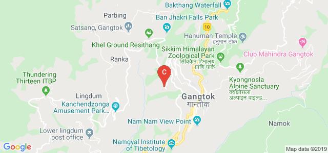 The ICFAI University, Sikkim, Lower Sichey Link Road, Sungava, Gangtok, Sikkim, India