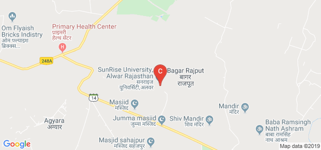 SunRise University, Alwar, Bagad Rajput, Ramgarh, Rajasthan, India