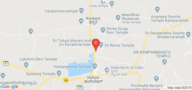 B.M.S Govt, First Grade College Huliyar-Kenkere, Huliyar Amanikere, Karnataka 572218, India