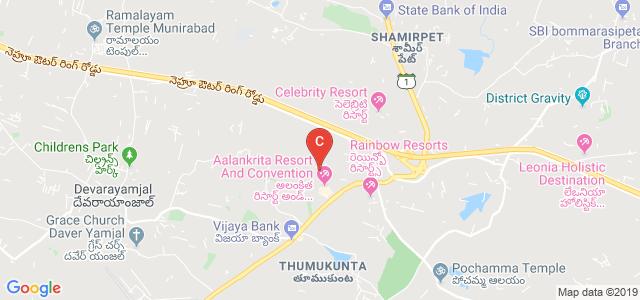 Vishwa Vishwani Institute Of Systems & Management, Hyderabad, Telangana, India
