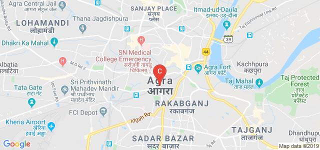 Agra, Uttar Pradesh 282001, India