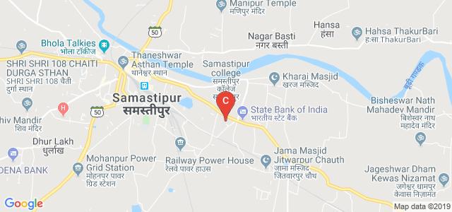 Samastipur college, Near Chandni Chowk, Jitwarpur Railway Colony, Jitwarpur, Samastipur, Bihar, India