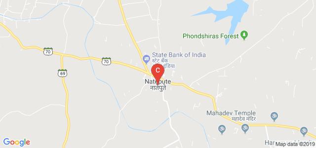 Natepute, Solapur, Maharashtra 413109, India