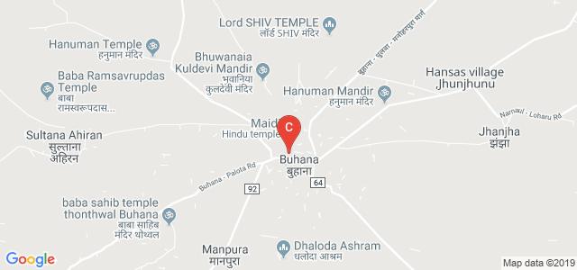 Buhana, Jhunjhunu, Rajasthan, India