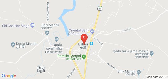 Darshan Singh Memorial Degree College, punjabi colony, Baheri, Uttar Pradesh, India