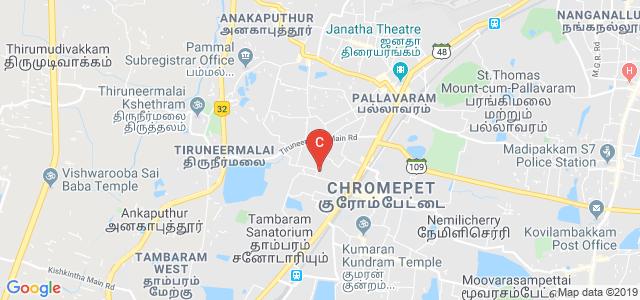 Tagore College Of Arts And Science, Shankar Nagar, Chromepet, Chennai, Tamil Nadu, India