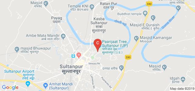 PWD Office Road, Civil Line, Sultanpur, Uttar Pradesh 228001, India
