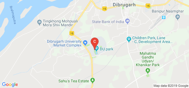 Dibrugarh University, Dibrugarh