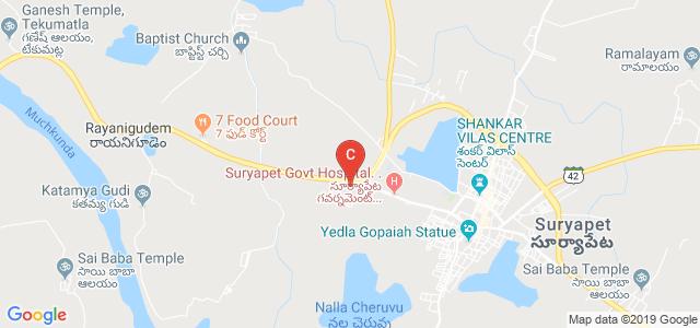 Sri Venkateswara Engineering College, Thallagadda, Suryapet, Telangana, India