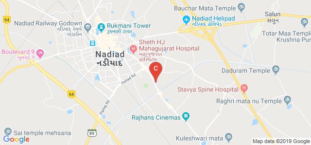 Dharmsinh Desai University, Nadiad