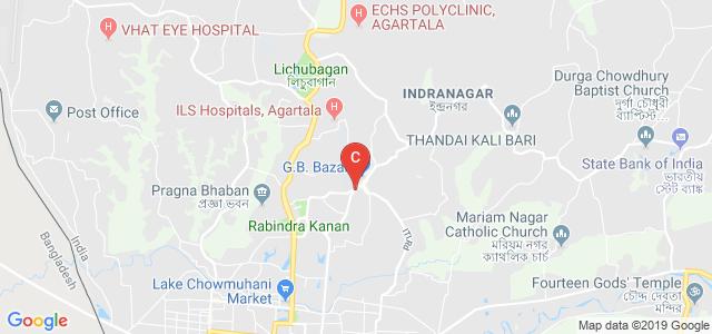 Regional Institute Of Pharmaceutical Science And Technology, 79 Tilla, Agartala, Tripura, India