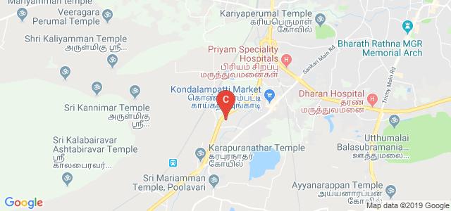 Neykkarapatti, Salem, Tamil Nadu, India