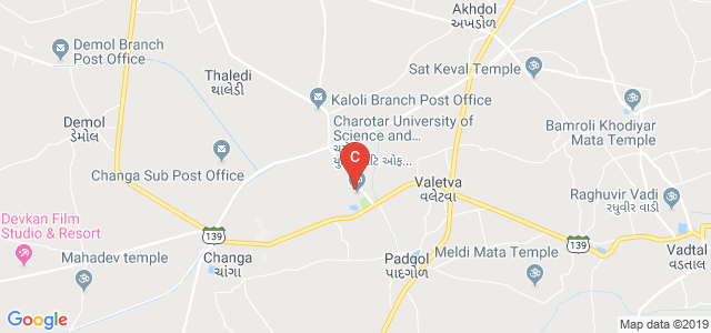 Devang Patel Institute of Advance Technology and Research, Anand, Gujarat, India