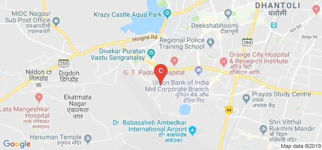 Bhamti, Nagpur, Maharashtra 440022, India, Nagmandir road, Lokseva Nagar, Trimurtee Nagar, Nagpur, Maharashtra, India