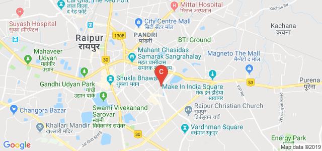 Civil Lines, Raipur, Chhattisgarh, India