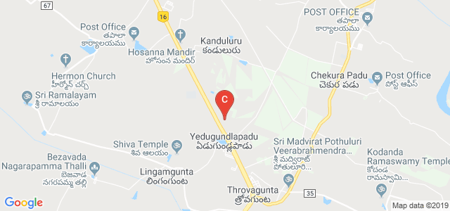 Nimra Institute of Engineering & Technology, Ongole, Andhra Pradesh, India