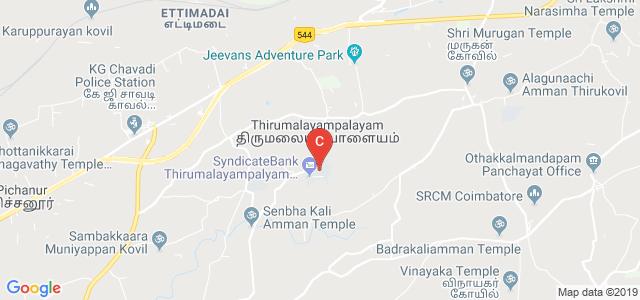 Nehru Arts and Science College, Nehru College Road, Thirumalayampalayam, Coimbatore, Tamil Nadu, India