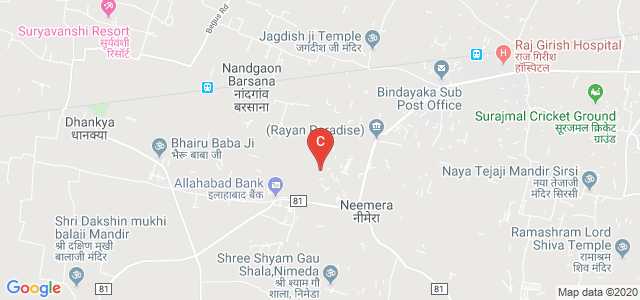 Maharishi Arvind University, Mundiya Purohitan, Rajasthan, India