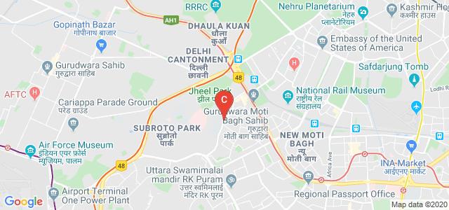 Sri Venkateswara College, Dhaula Kuan Enclave I, Dhaula Kuan, New Delhi, Delhi, India
