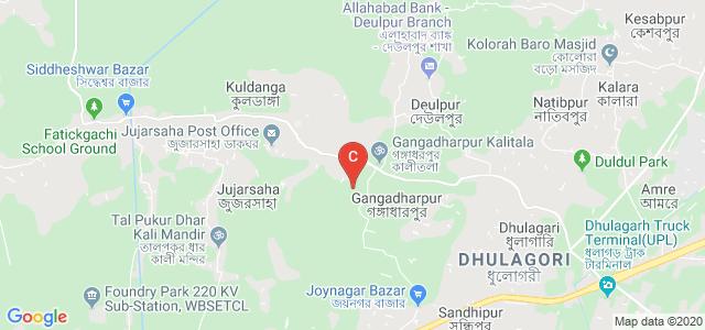 Gangadharpur Sikshan Mandir, Howrah, West Bengal, India