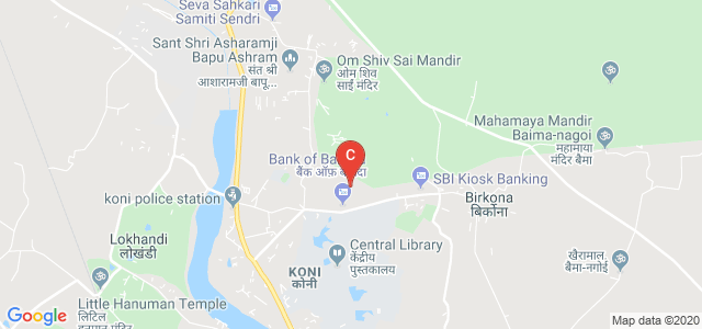 Pandit Sundarlal Sharma (Open) University, Bilaspur, Chhattisgarh, India