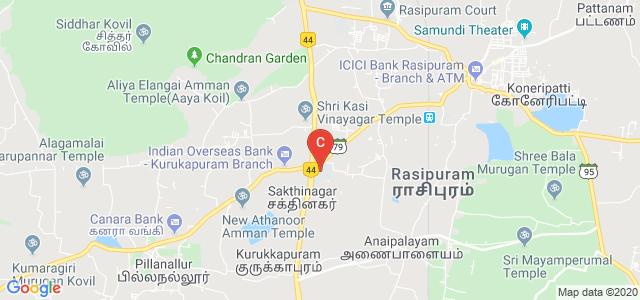 Thiruvalluvar Government Arts College, Rasipuram, Tamil Nadu, India