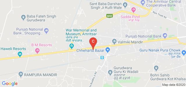 Chheharta, Amritsar, Punjab 143105, India