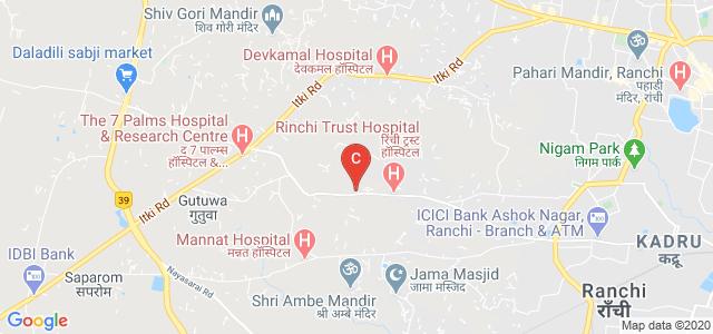 RKDF University Ranchi - B.tech, BBA, MBA, BCA, MCA, Ph.D, Jharkhand, Kathal More - Argora - Ranchi Road, opp. Water Tank, Dhipatoli, Pundag, Ranchi, Jharkhand, India
