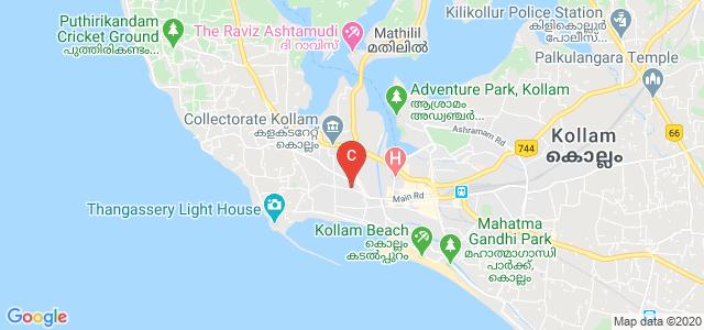 Karmela Rani Training College, Fatima Road, P.O, Civil lines division, Kollam, Kerala, India