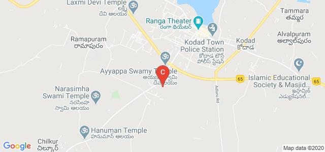 KRR GOVERNMENT ARTS & SCIENCE COLLEGE, Balaji Nagar, Kodad, Telangana, India