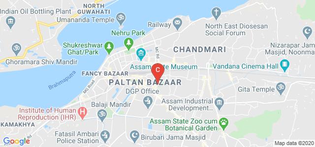 B. Borooah College, Dr. Bhubaneswar, RG Baruah Rd, Ulubari, Guwahati, Assam, India
