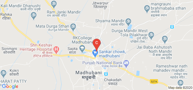 Jagdish Nandan College, madhubani, Lakho Binda Campus, Madhubani, Bihar, India