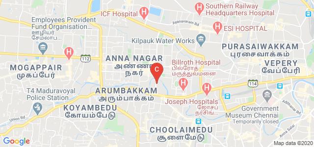 Govt. Siddha Medical College, PP Garden, Arumbakkam, Chennai, Tamil Nadu, India