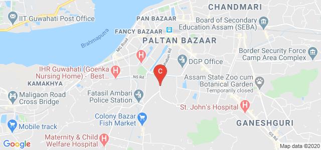 Dr B Borooah Cancer Institute, Gopinath Nagar Road, Bishnu Rabha Nagar, Ulubari, Guwahati, Assam, India