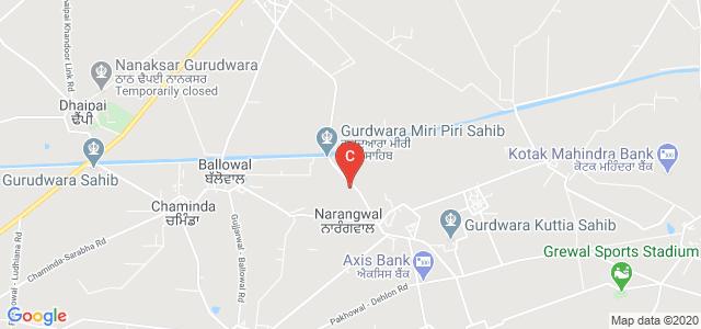 Nightingale College Of Nursing, Narangwal, Punjab, India