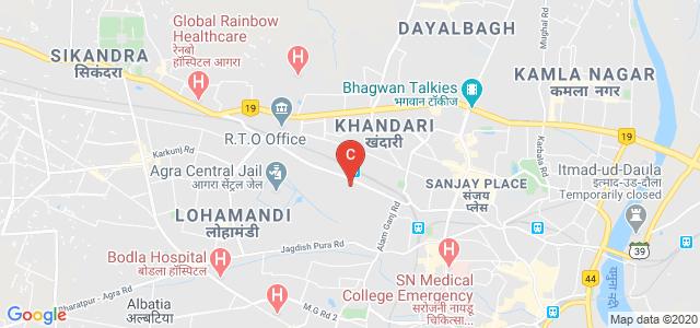 Institute of Mental Health and Hospital, Agra, Mathura Rd, Billochpura, Agra, Uttar Pradesh, India