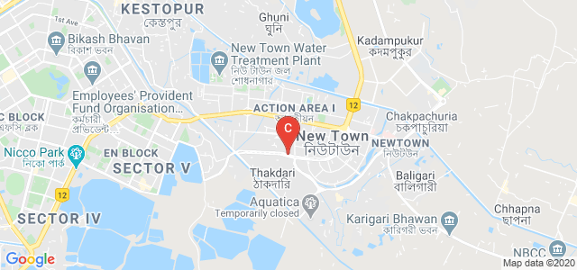 New Town Kolkata, Major Arterial Road (South East Extension), Action Area I, New Town, New Town, West Bengal, India