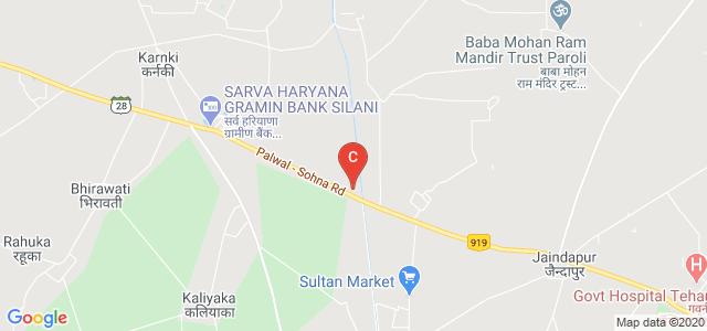 Apeejay Stya University - Gurgaon, Palwal - Sohna Road, Haryana, India