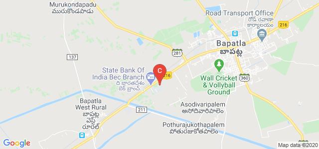 Bapatla Engineering College, Malleswari, Bapatla, Andhra Pradesh, India
