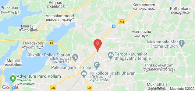TKM College of Engineering, Karicode, Peroor, Karicode, Kerala, India