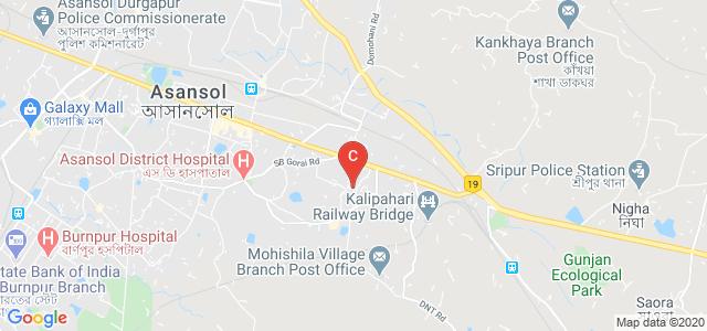 Gupta College of Technological Sciences, GT Road, Pathak Bari, Asansol, West Bengal, India