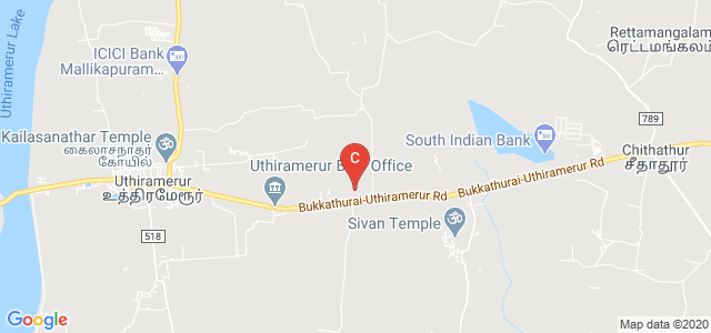 Meenakshi Ammal Polytechnic College, Kanchipuram Dist, Tamil Nadu, India