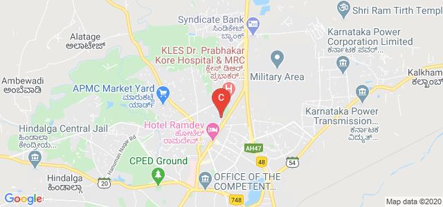 KLE Deemed University, Nehru Nagar, Belgaum, Karnataka, India