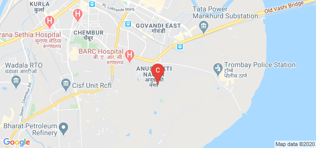 Homi Bhabha National Institute, Anushakti Nagar, Mumbai, Maharashtra, India